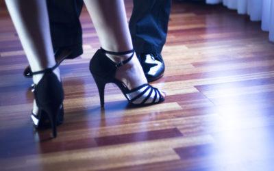 Dancingi w Pałacu